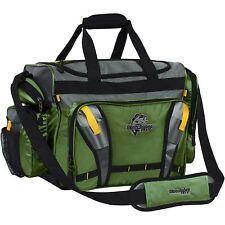 Large Tackle Bag Green Okeechobee Fats Fishing Equipment Sporting Goods