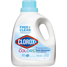 Clorox 2 for Colors Free & Clear Stain Remover and Color Brightener (112 oz.)