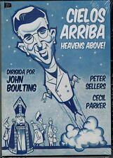 Cielos arriba (Heavens Above!) (DVD Nuevo)