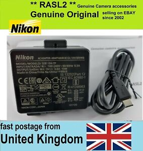 Genuine NIKON EH-7P Charging AC Power Adapter for Z6 Z7 Z50 D780