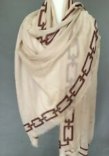 New and Authentic Max Mara Extra largel wool /silk stole, MSRP535.00, Italy