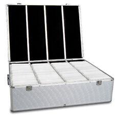 Embellir CASECD1000SL Aluminium CD/DVD Storage Case