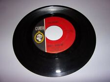 The Orlons: Don't Hang Up / The Conservative / Cameo 231 / Jukebox 45 Rpm / VG