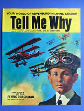 TELL ME WHY - THE FLYING DUTCHMAN - no.56 septembre 1969 - VINTAGE MAGAZINE