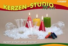 Kerzengieß-Set Maxi - Kerzen selber machen - Komplett Set zum Kerzengießen