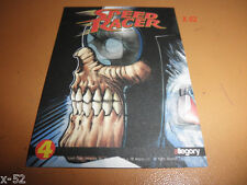 SPEED RACER comic book SKETCH trading CARD (blank) RACER X allegory