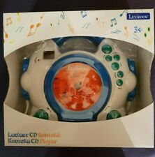 Lexibook Cd Player Karaoke System Includes 2 Microphones Led Display Brand New