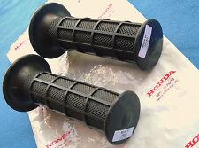 HONDA HAND GRIPS XR650L XL600 XL250 CRF150 CRF230F XR250 NX650 TR200 OEM VINTAGE