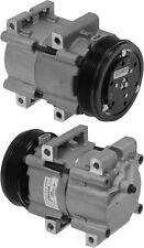 A/C Compressor Omega Environmental 20-10583