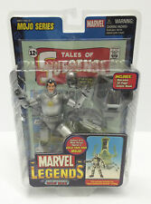 Marvel Legends IRON MAN MK1 Toy Biz Action Figure MOJO Series - NIB Cleaned