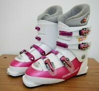 ROSSIGNOL COMP J4 SKI BOOTS SIZE 25.5 WOMEN SIZE 8.5