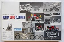 GUNZE High-Tech model 1/12 HONDA CB92 Clubman unopened multi-material scale kit
