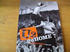 U2 GO HOME LIVE FROM SLANE CASTLE IRELAND  DVD