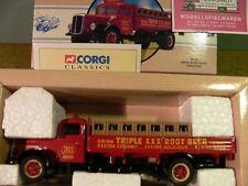 1/50 Corgi White soda Truck Triple XXX estados unidos 98459