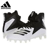 Adidas Men's Freak X Carbon Mid Football Cleats (DB0571)  Size 10