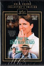Hallmark  What The Deaf Man Heard  (DVD, 1998) Matthew Modine, James Earl Jones