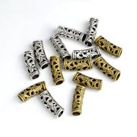 Norse/Viking Rune Beard Beads: 20 Charm Beads for Beards, Hair, Jewellery, etc.