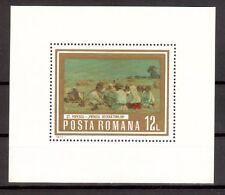 Rumänien Michelnummer Block 109 postfrisch (Kunst 390 )