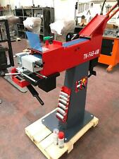 New Listingtn Fab 4 4 Belt Sander Tube Pipe Notcher Combo Machine