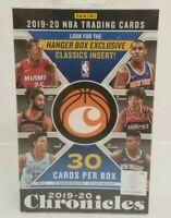 2019-2020 Panini Chronicles NBA Basketball Hanger Box - BRAND NEW SEALED! 🔥