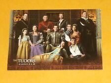 THE TUDORS Seasons 1 - 3 Base Set of 72 Premium Trading Cards Henry VIII,Boleyn