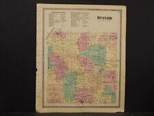 New York, Wayne County Map, 1874, Butler, Y4#70