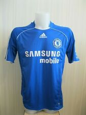 Chelsea London 2006/2007/2008 Home Size M Adidas jersey shirt football maillot