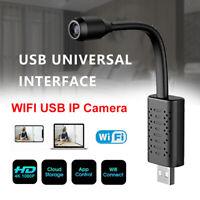U21 Mini Wifi Wireless USB IP Camera 4K 1080P HD Cloud Storage Human Detection