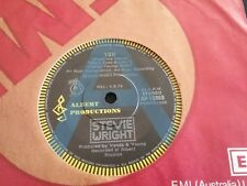 "STEVIE WRIGHT YOU MY KIND OF MUSIC A PROMO 45 7"" AUSTRALIA ALBERT PRODUCTIONS"