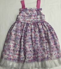 Used Pippa & Julie Girl' Dress Purple Color Size 6X $9.99 Free Shipping