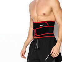 Waist Support Gym Belt Heavy Weight Lifting Lumbar Work Lower Back Strap Brace
