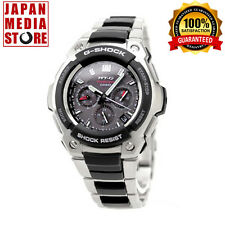 CASIO G-SHOCK MT-G MTG-1200-1AJF Tough Solar Radio Watch JAPAN MTG-1200-1A