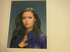 Summer Glau Hand Signed Autographed 8 X 10 Color Photo Firefly Terminator Rare