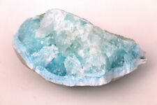 Blue Aragonite from China    (check weight and size)