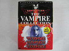 Redemption - The Vampire Collection DVD 2003 Rape / Shiver / Requiem 3 DVD set