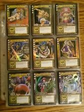 Bandai One Piece CCG Passage to the Grand Line Complete Set + Promo Cards