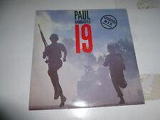 "PAUL HARDCASTLE - 19 (Destruction Mix) - 1985 UK 4-track 12"" vinyl single"