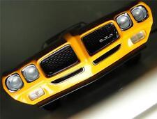 GTO 1970 Pontiac Built The Judge Drag Race Car Model 1 24 Carousel Orange 18