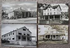 AMERICAN ARCHITECTURE SET OF 7 PHOTOS VILLA SANTIAGO, PALM TREES, VINT CARS