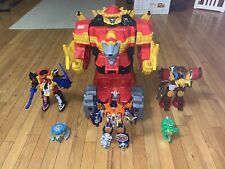 Power Rangers Ninja Steel Zord Lot