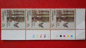 3pcs ( 15sen ) 1986 Malaysia Agro Based Products