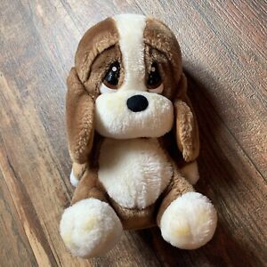 VTG 1981 Applause Sad Sam Jr. Hound Puppy Dog Plush Stuffed Animal beagle