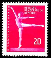 831 postfrisch DDR Briefmarke Stamp East Germany GDR Year Jahrgang 1961
