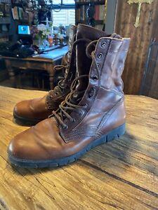 Mens Diesel Combat Boots 9