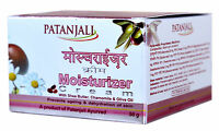 Patanjali Moisturizer , Prevents Ageing & Dehydration , 50 gm Each Pack