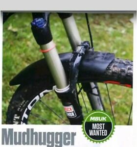 Mudhugger Shorty MTB Front Mudguard