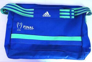 Schultertasche Adidas CL Finale Berlin 2015 Juventus - Barcelona Messi Juve