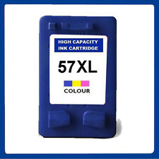1 Generic Reman Ink Cartridge foruseinhp Officejet 6150 printer #57