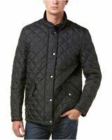 Harley-Davidson Mes Obsolete Black Quilted Shirt Full Zip Jacket Sz XL//XLT//3XL