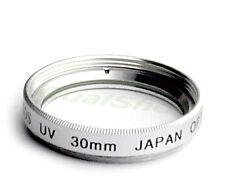 30mm UV Ultraviolet Lens Filter Protection for Sony SR82,SR82E, DCR-HC62